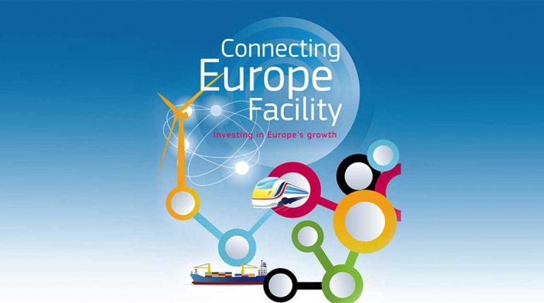 European Academy CEF-Projects, Logo EU